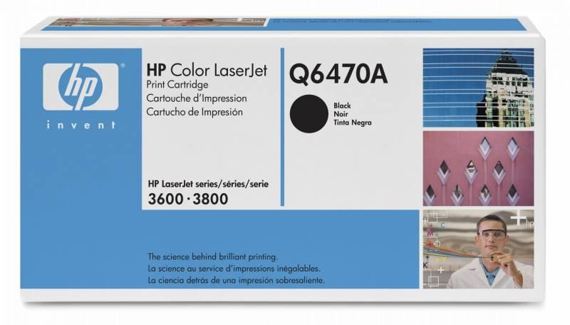 Billede af HP Toner black HV Color Laserjet 3600