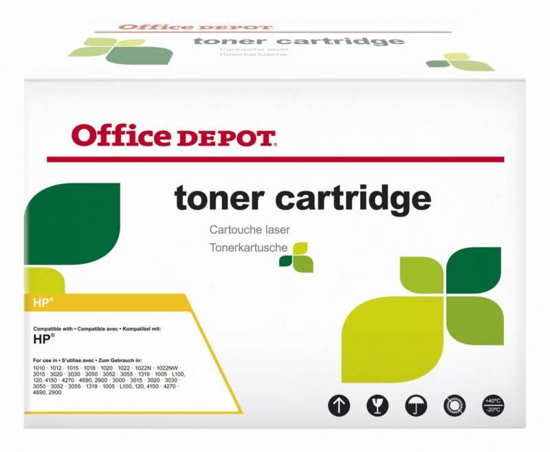 Billede af Lasertoner Office DEPOT (5951) t/LaserJet 4700 serie cyan