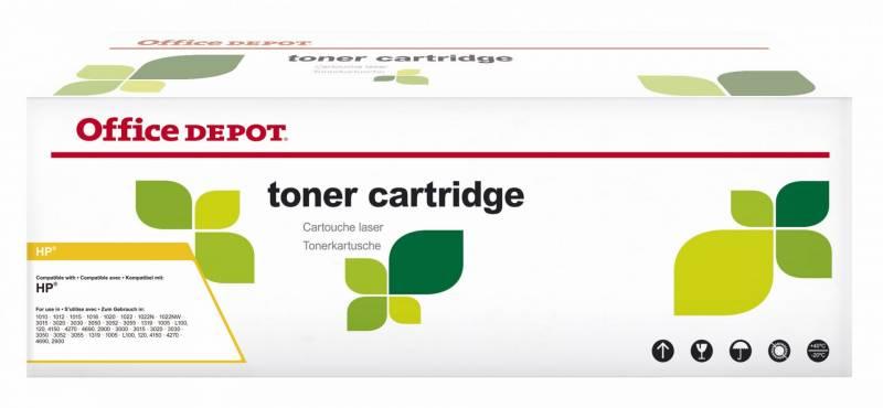 Lasertoner Office DEPOT (3962) yel t/LaserJet 2550/2820/2840