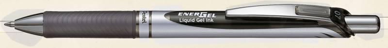 Billede af Rollerpen Pentel EnerGel sort 0,7mm BL77-A