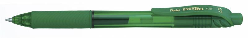 Billede af Rollerpen Pentel EnerGelX grøn 0,7mm BL107