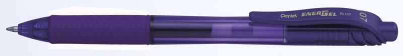 Billede af Rollerpen Pentel EnerGelX violet 0,7mm BL107