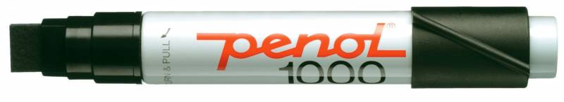Image of   Marker Penol 1000 sort 3-16mm