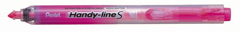Billede af Tekstmarker Pentel SXS15-PO Handyline pink