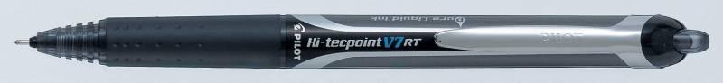Billede af Roller Pilot Hi-tecpoint V7 RT sort stregbrd. 0,4mm