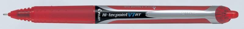 Billede af Roller Pilot Hi-Tecpoint V7 RT rød stregbrd. 0,4mm