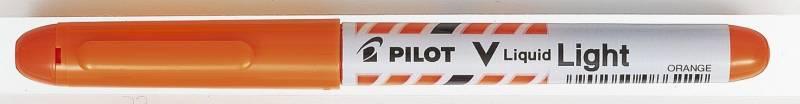 Billede af Tekstmarker Pilot Spotliter V-Liquid orange SW-VLL