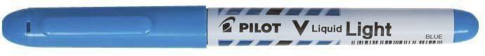 Billede af Tekstmarker Pilot Spotliter V-Liquid blå SW-VLL