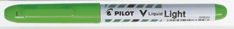 Billede af Tekstmarker Pilot Spotliter V-Liquid grøn SW-VLL