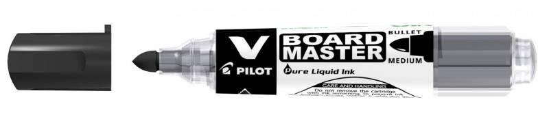 Billede af Whiteboardmarker Pilot sort rund spids 2,3mm