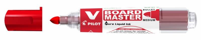 Billede af Whiteboardmarker Pilot rød rund spids 2,3mm