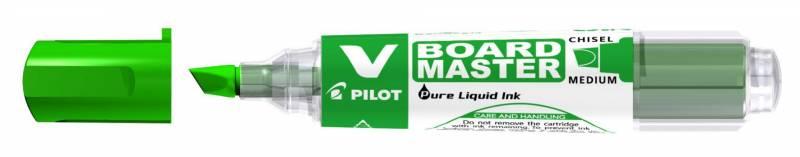 Image of   Whiteboardmarker Pilot grøn skrå spids 1,8x5,2mm