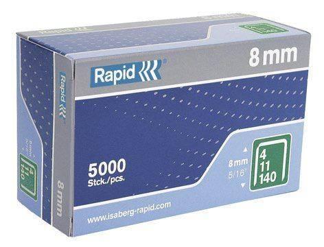 Image of   Hæfteklammer Rapid 140/8 5000stk/pak