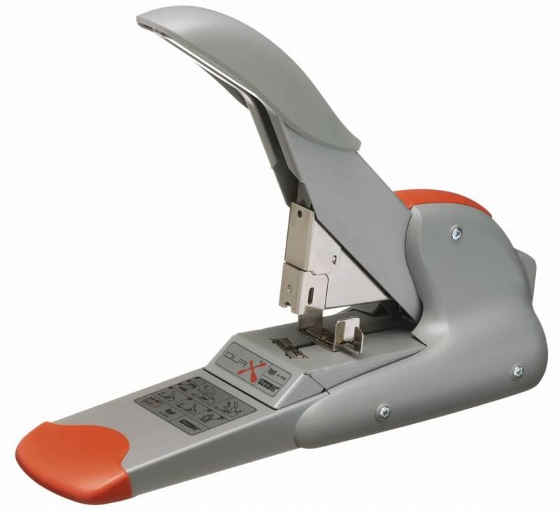 Image of   Blokhæfter Rapid DUAX sølv/orange op til 170 ark