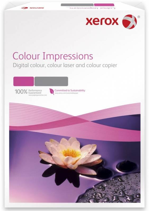 Kopipapir Xerox Colour Impressions 200g A4 250ark/pak