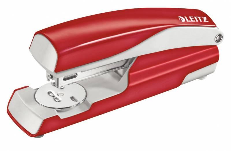 Image of   Hæftemaskine Leitz 5502 30ark rød