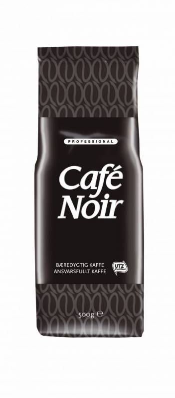 Image of   Kaffe Café Noir Certified 500g/ps
