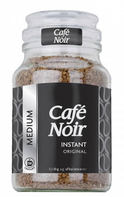 Kaffe Café Noir Instant i glas 400g