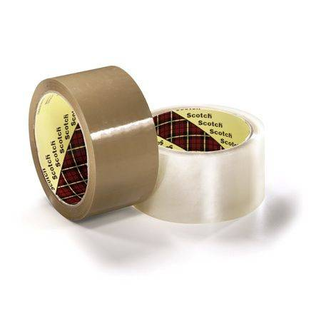 Tape 3M 371 PP hm Scotch brun brun 48mmx66m