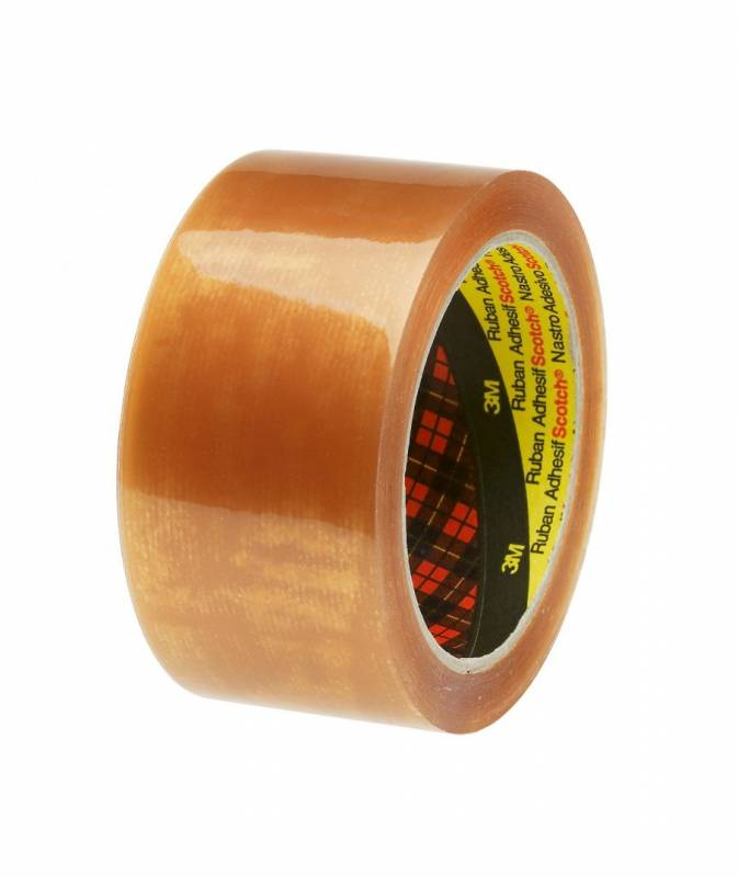 Tape 3M 3701 PP solvent Scotch klar 48mmx66m
