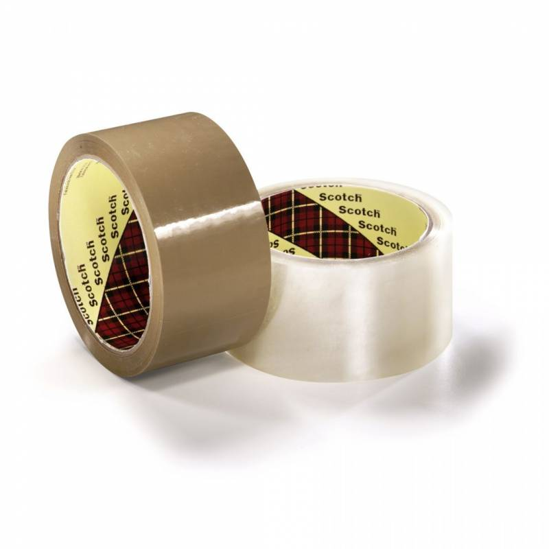 Image of   Tape 3M 371 PP hm Scotch 48mmx66m