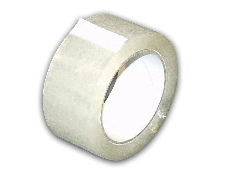 Image of   Tape polyethylene-s klar 48mmx50m