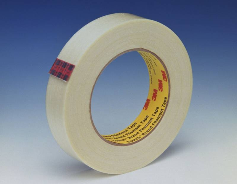 Image of   Tape 3M 895 fiberarmer Scotch 25mmx50m