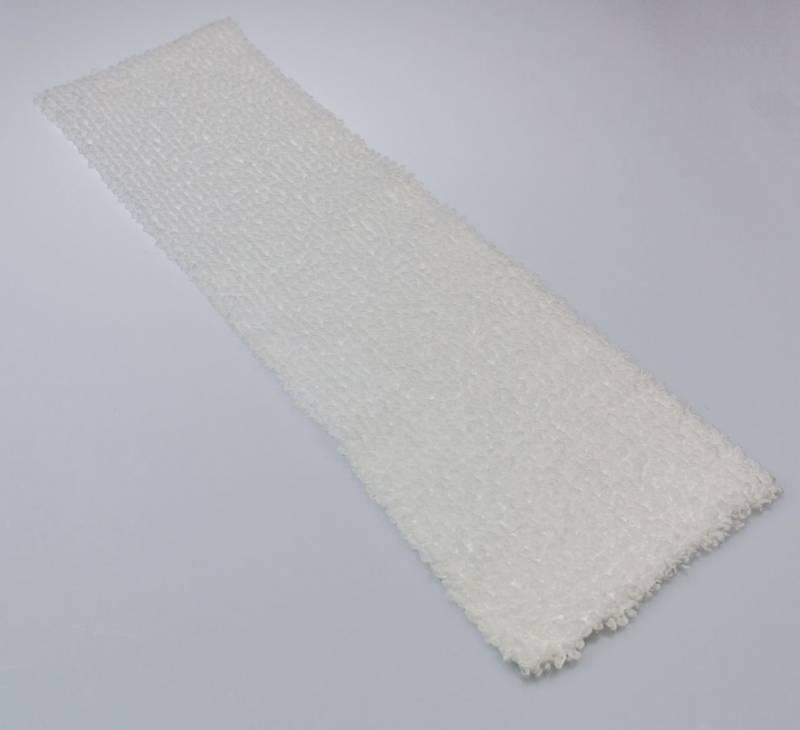 Image of   Engangsmoppe Vikan mikrofiber hvid 40cm på rulle