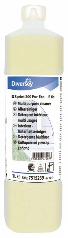 Billede af Inventarrengøring TASKI Sprint 200 Pur-Eco 1l