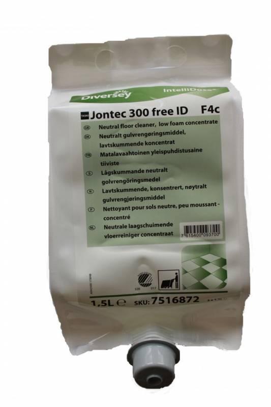 Billede af Gulvrengøring TASKI Jontec 300 free ID 1,5l