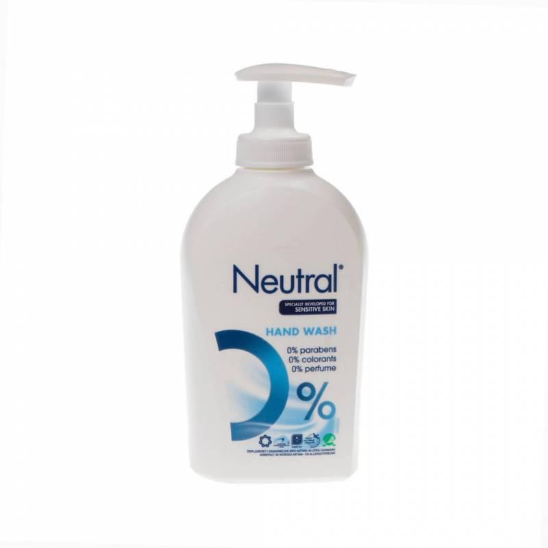 Image of   Cremesæbe Neutral u/parfume 250ml svanemrk. 4472