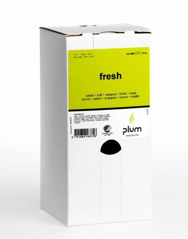 Image of   Sæbe Plum fresh multi-plum 1,4l 1637