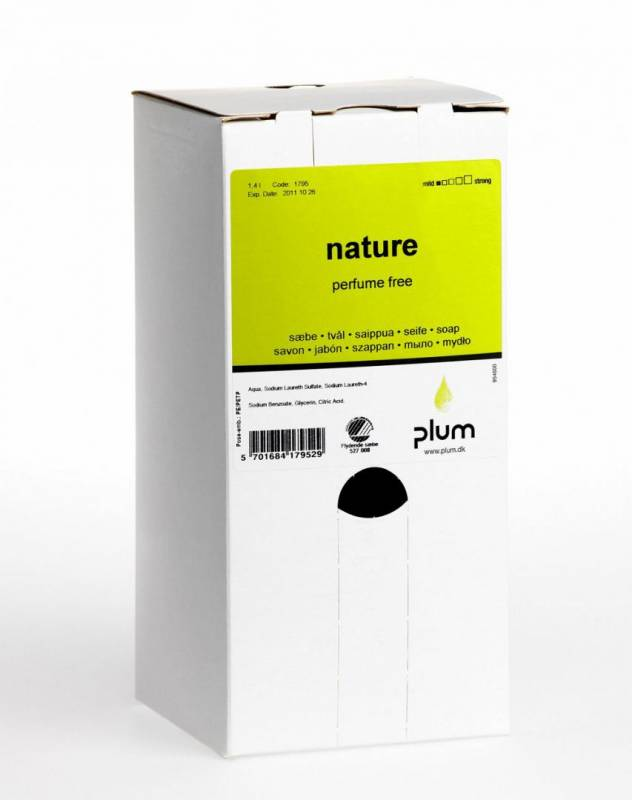 Image of   Sæbe Plum Nature bag-in-box 1,4l 1795