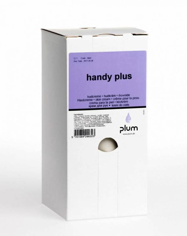 Creme Plum Handy Plus 0,7l bag-in-box
