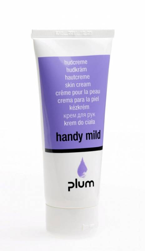 Hudcreme Handy Mild 100ml Plum 2531