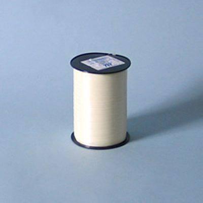 Billede af Gavebånd glat creme 10mmx250yds nr. 21