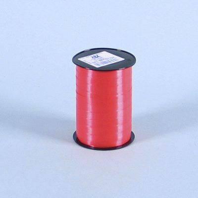 Billede af Gavebånd glat rød 5mmx500m nr. 33