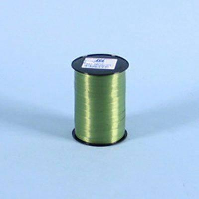 Billede af Gavebånd glat oliven 10mmx225m nr. 03