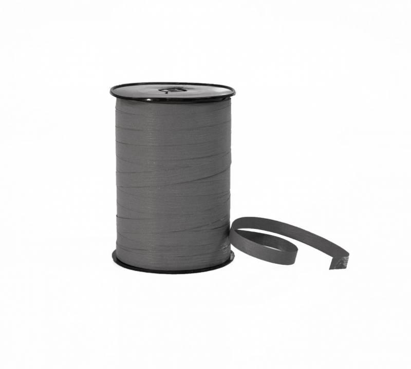 Billede af Gavebånd Matline grå 10mmx250m nr. 0425