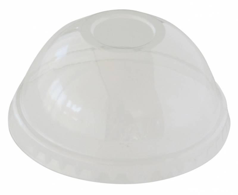 Image of   Låg t/plastglas Trend u/hul 50stk/ps Apet
