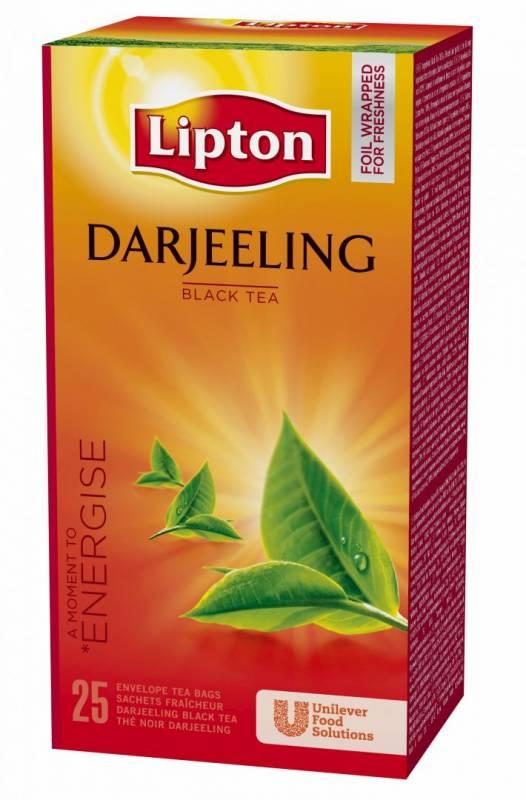 Image of   Te Lipton Darjeeling Himalaya 25breve/pak