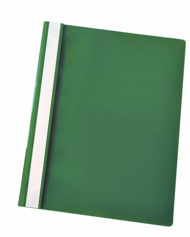 Image of   Tilbudsmappe Esselte A4 Centra u/lomme grøn