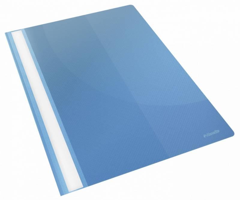 Billede af Tilbudsmappe Esselte PP blå A4 m/lomme 28346