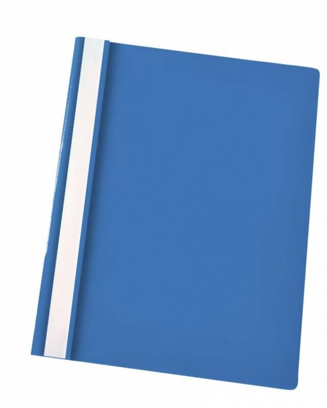 Image of   Tilbudsmappe Esselte A4 Centra u/lomme blå