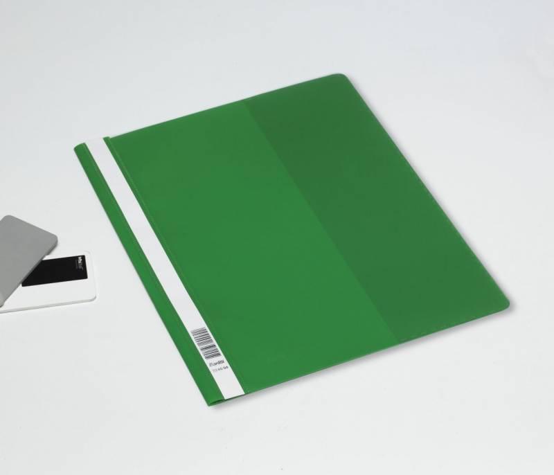 Image of   Tilbudsmappe Bantex A4 m/lomme grøn