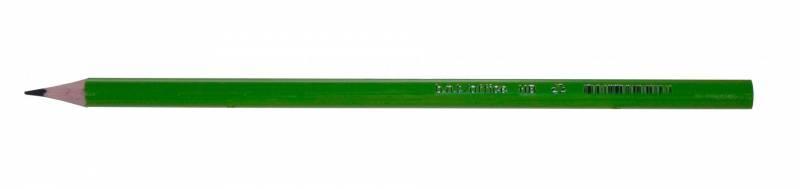 Blyant bnt HB grøn lakering