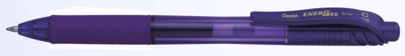 Image of   Rollerpen Pentel EnerGelX violet 0,7mm BL107
