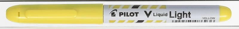 Billede af Tekstmarker Pilot Spotliter V-Liquid gul SW-VLL