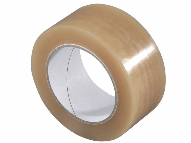 Tape PVC32-s klar 48mmx66m