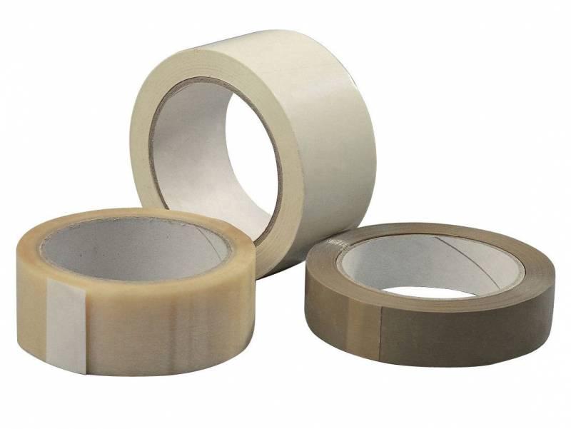 Tape PVC33-s hvid 48mmx66m
